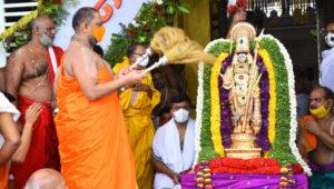 ಗುರುರಾಯರ 349 ನೇ ಆರಾಧನಾ ಮಹೋತ್ಸವಕ್ಕೆ ಇಂದು ತೆರೆ