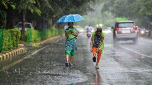 ಮುಂದಿನ 3 ದಿನ ಕರ್ನಾಟಕದ ವಿವಿಧೆಡೆ ಭಾರಿ ಮಳೆಯ ಮುನ್ಸೂಚನೆ
