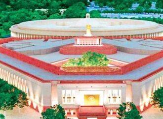 ಸೆಂಟ್ರಲ್ ವಿಸ್ತಾ: ನೂತನ ಸಂಸತ್ ಭವನ ಕಟ್ಟಡ ನಿರ್ಮಾಣ ಕಾರ್ಯ ಆರಂಭ