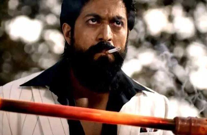 ಕೆಜಿಎಫ್2: ಬಂದೂಕಿನಿಂದ ಸಿಗರೇಟ್ ಹಚ್ಚಿದ್ದಕ್ಕೆ ರಾಕಿಂಗ್ ಸ್ಟಾರ್ ಯಶ್'ಗೆ ಆರೋಗ್ಯ ಇಲಾಖೆ ನೋಟಿಸ್