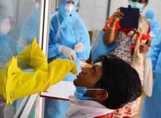 ಕೋವಿಡ್-19: ಭಾರತದಲ್ಲಿಂದು 27,254 ಹೊಸ ಕೇಸ್ ಪತ್ತೆ, 219 ಸಾವು