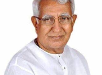 ಸಿ.ಎಂ.ಉದಾಸಿ ನಿಧನ