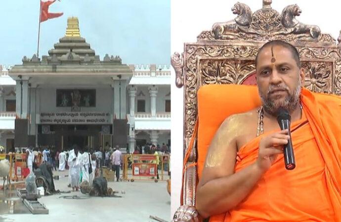ಆಗಸ್ಟ್ 21 ರಿಂದ ರಾಯರ 350ನೇ ಆರಾಧನಾ ಮಹೋತ್ಸವ: ಸುಬುಧೇಂದ್ರ ತೀರ್ಥ ಸ್ವಾಮಿ