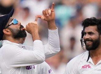 4ನೇ ಟೆಸ್ಟ್: ಇಂಗ್ಲೆಂಡ್ ವಿರುದ್ಧ ಟೀಂ ಇಂಡಿಯಾಗೆ ಭರ್ಜರಿ ಜಯ, ಭಾರತಕ್ಕೆ 2-1 ಅಂತರ ಮುನ್ನಡೆ!