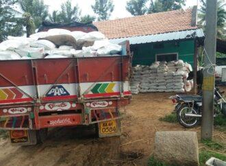 ಅಕ್ರಮವಾಗಿ ರಸಗೊಬ್ಬರ ಮಾರಾಟ- 97 ಯೂರಿಯಾ ಚೀಲ ವಶಕ್ಕೆ