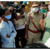ಮಾಸ್ಕ್ ಹಾಕದ ವಿದ್ಯಾರ್ಥಿಗಳ ಮೇಲೆ ಸಚಿವ ನಾಗೇಶ್ ಗರಂ